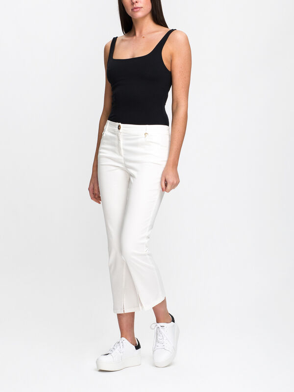 Cineteca Cropped Trouser
