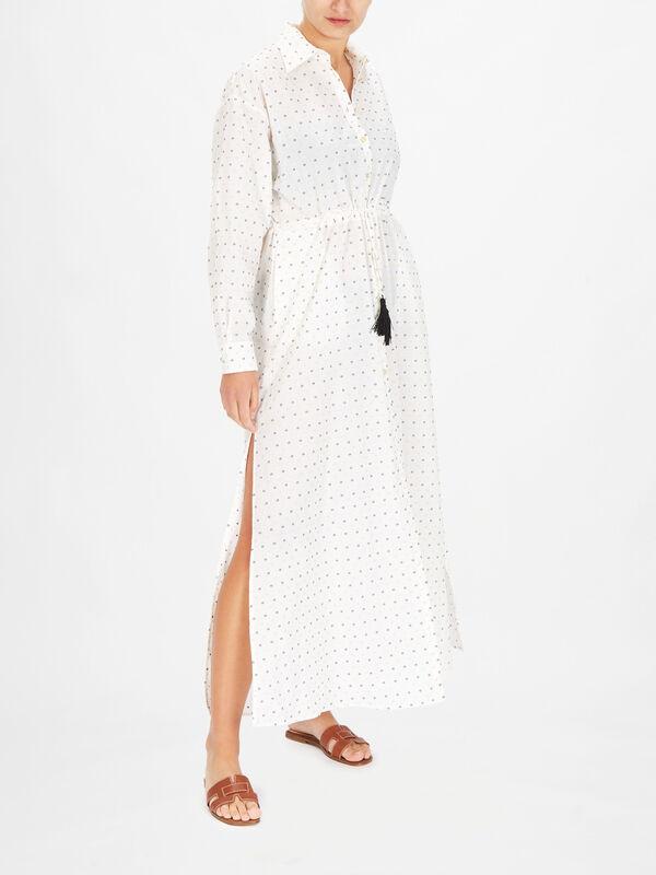 Urania Maxi Shirt Dress