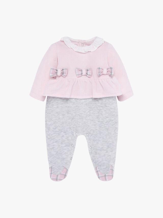 Bow Onesie Pyjamas