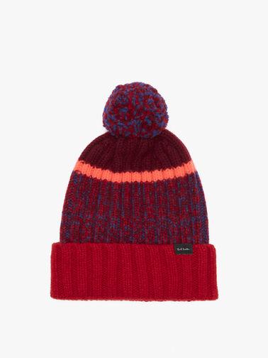 Neon Bobble Hat