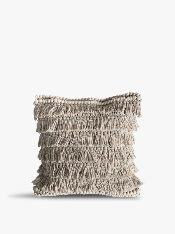 Tallara Fringed Cushion