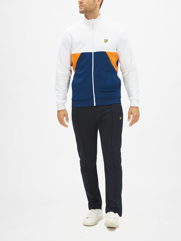 Trio Gro Panel Zip Through Tracktop