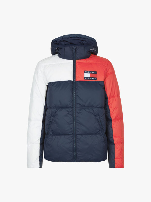 Essential Colourblock Jacket