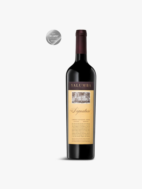 Signature Cab Sauv Shiraz 75cl