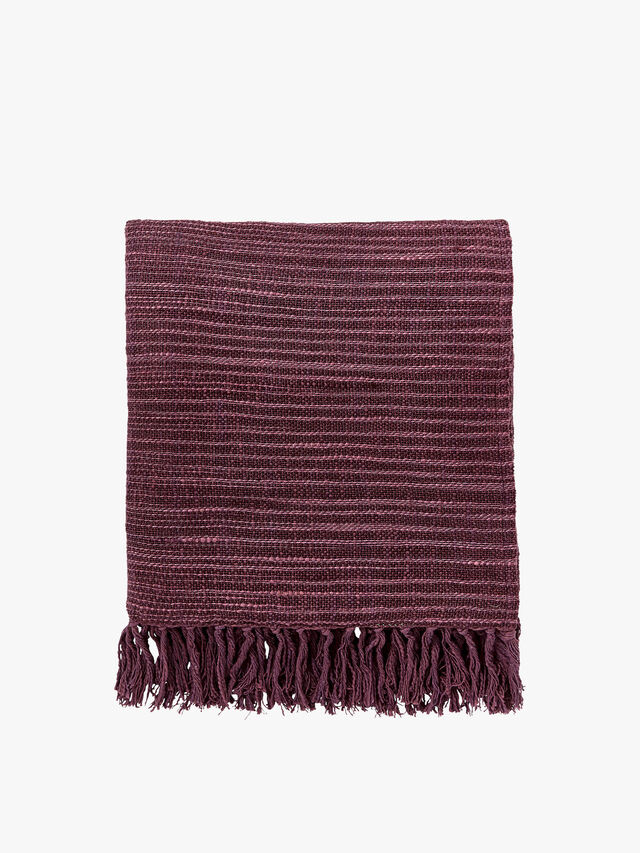 Seasons By May Woven Throw