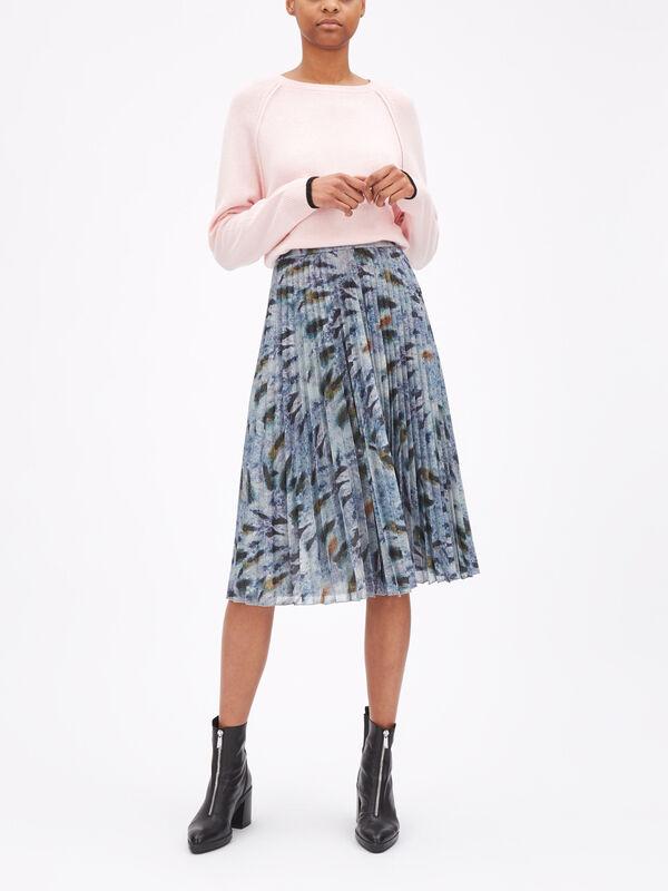 Premiato Jersey Skirt