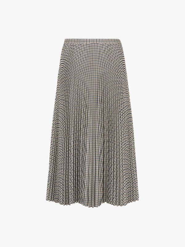 Suza A-line Skirt