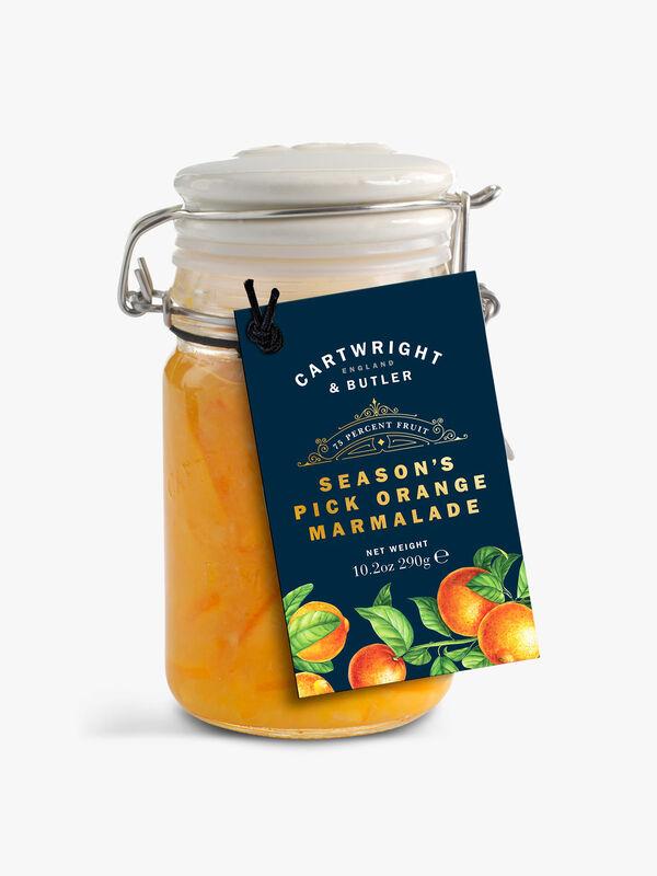 Whole Fruit Marmalade