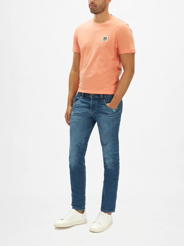 D-Bazer Tapered Fit Jeans
