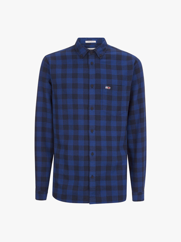 Sustainable Gingham Shirt