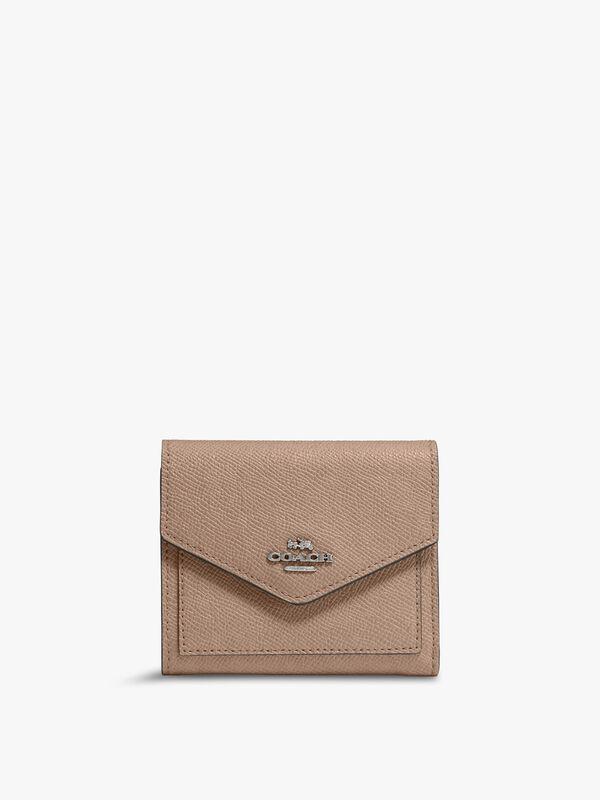 Crossgrain Small Wallet