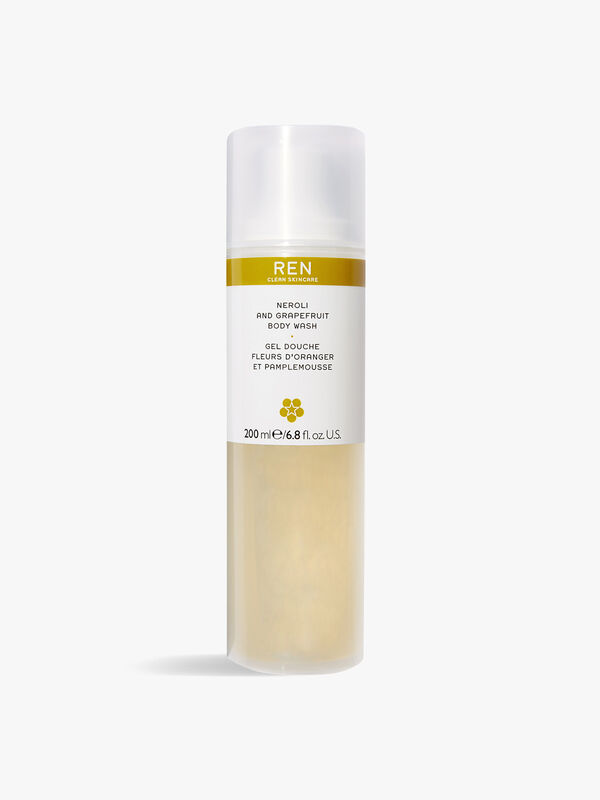 Neroli And Grapefruit Body Wash