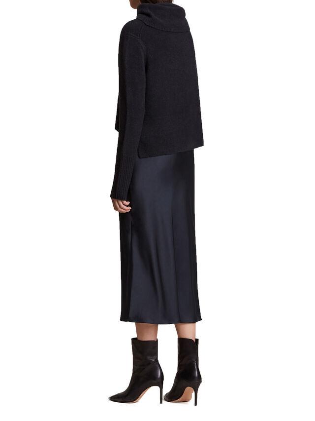 Tierny Roll Neck Dress