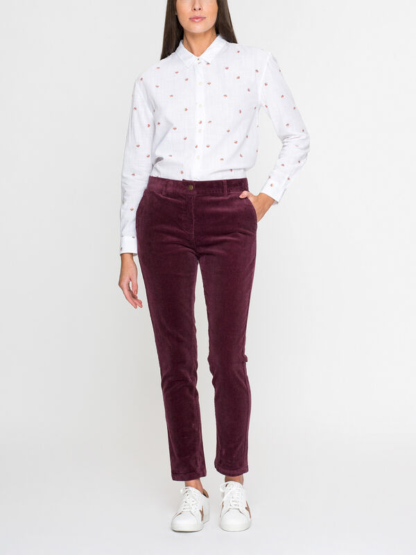 Essential Cord Chinos