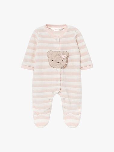Teddy-Face-Velour-babygrow-2668-aw21
