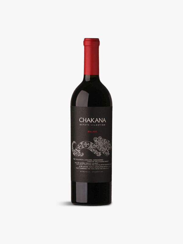 Chakana Estate Selection Malbec 75cl