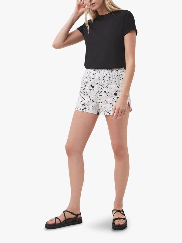 Boyfit Organic Cotton Jersey Short-Sleeve T-shirt
