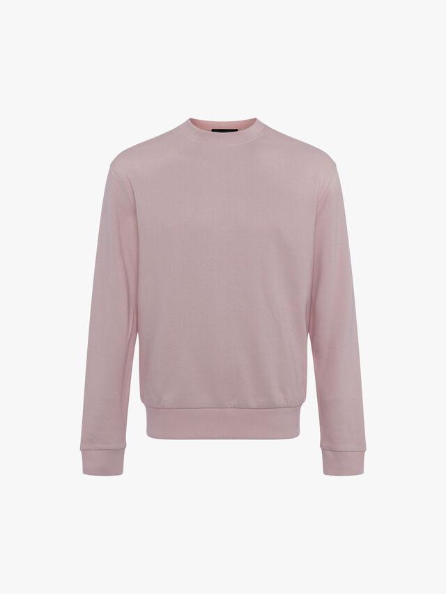 Flatback Rib Sweatshirt
