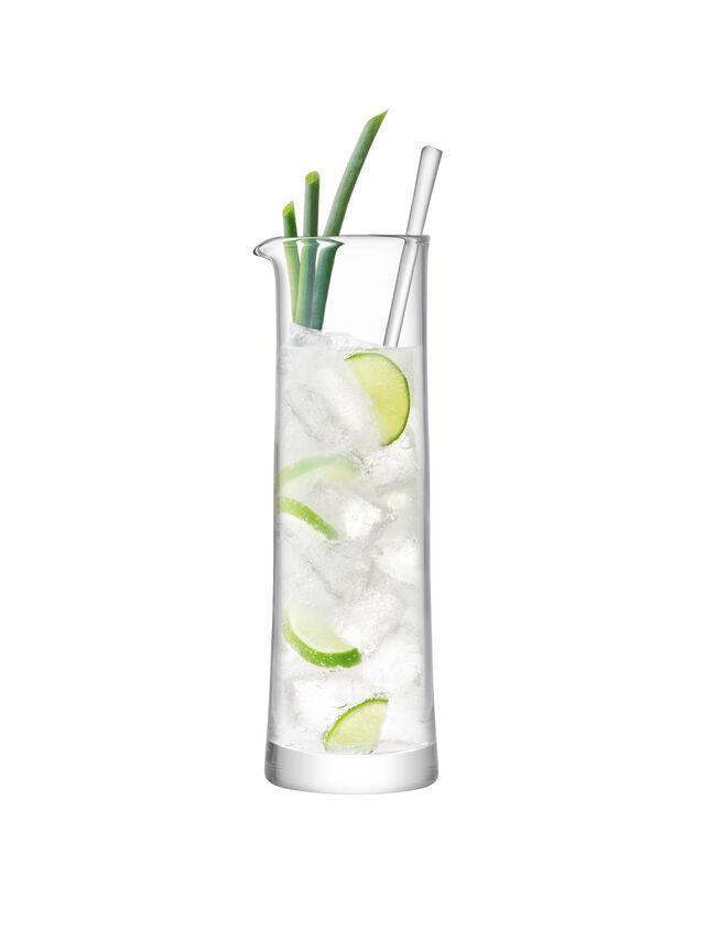 Gin Cocktail Jug & Stirrer 1.1L