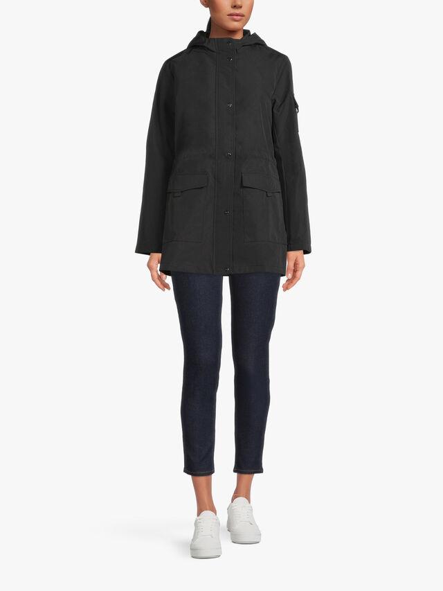 Windbreaker Hooded Coat