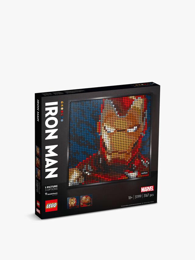 Art Marvel Studios Iron Man Wall Décor