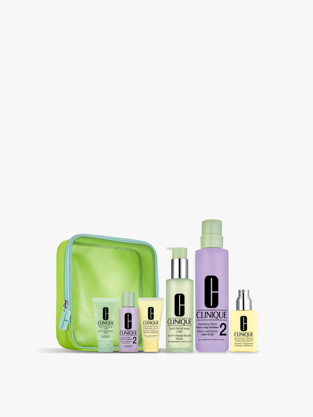 Great Skin Everywhere Set for Dry or Combination Skin