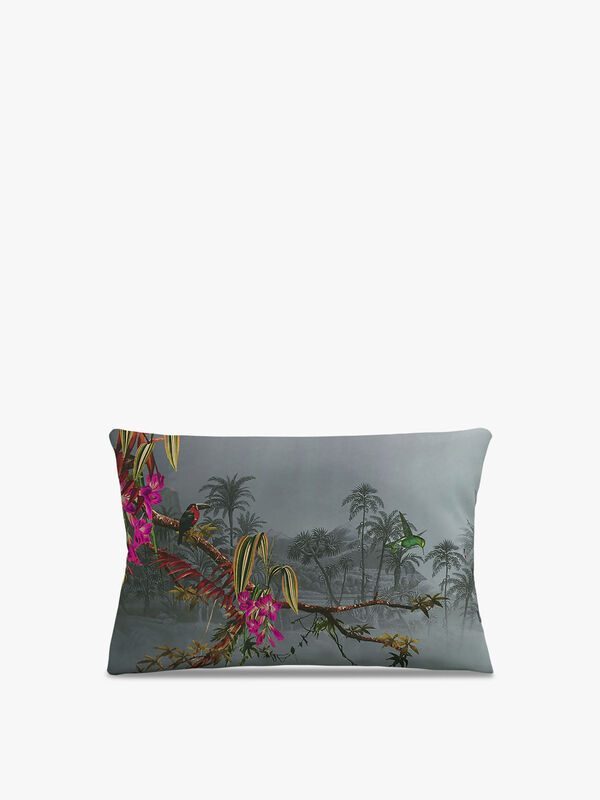 Hibiscus Pillowcase Pair