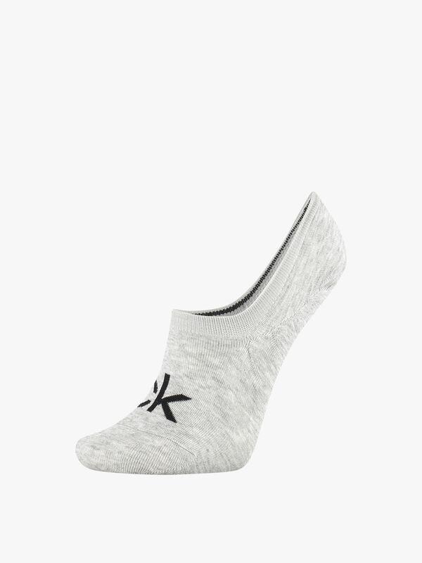 Modern Cotton Logo Liner Socks