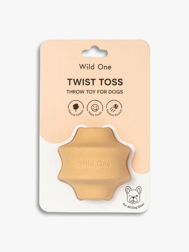 Twist Toss Toy