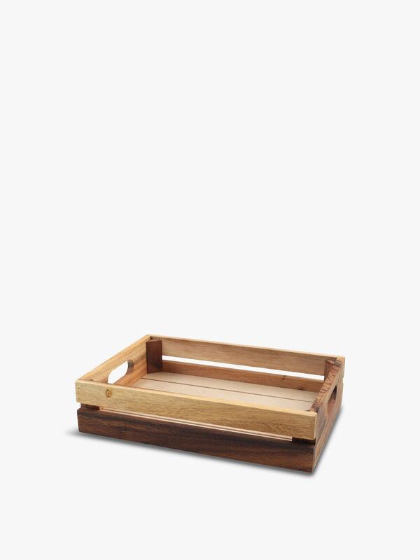 Medium Crate Plain
