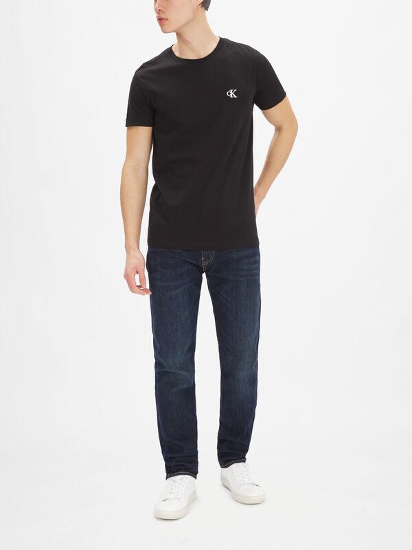 CK Logo Slim Fit T-Shirt