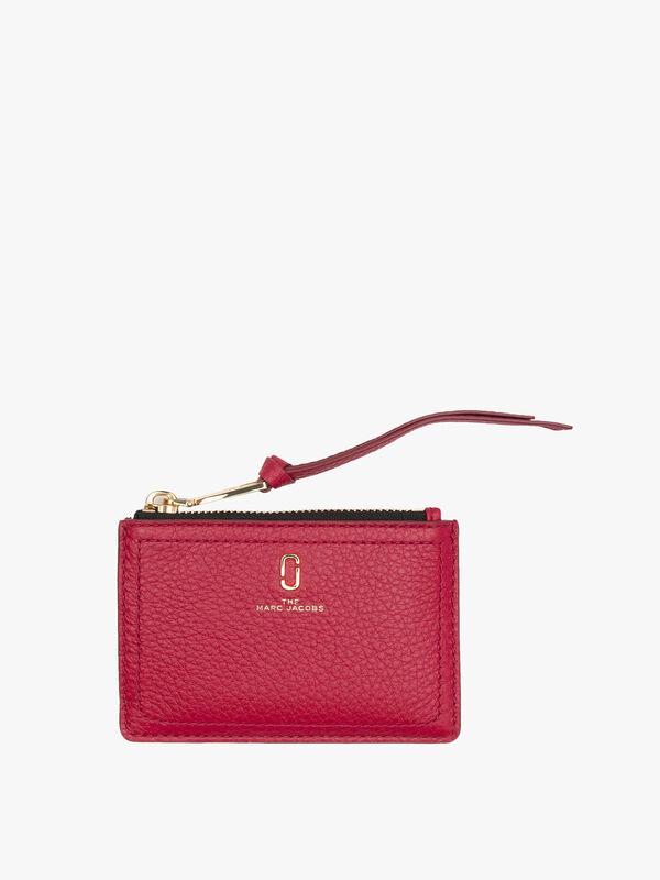 The Softshot Top Zip Multi Wallet