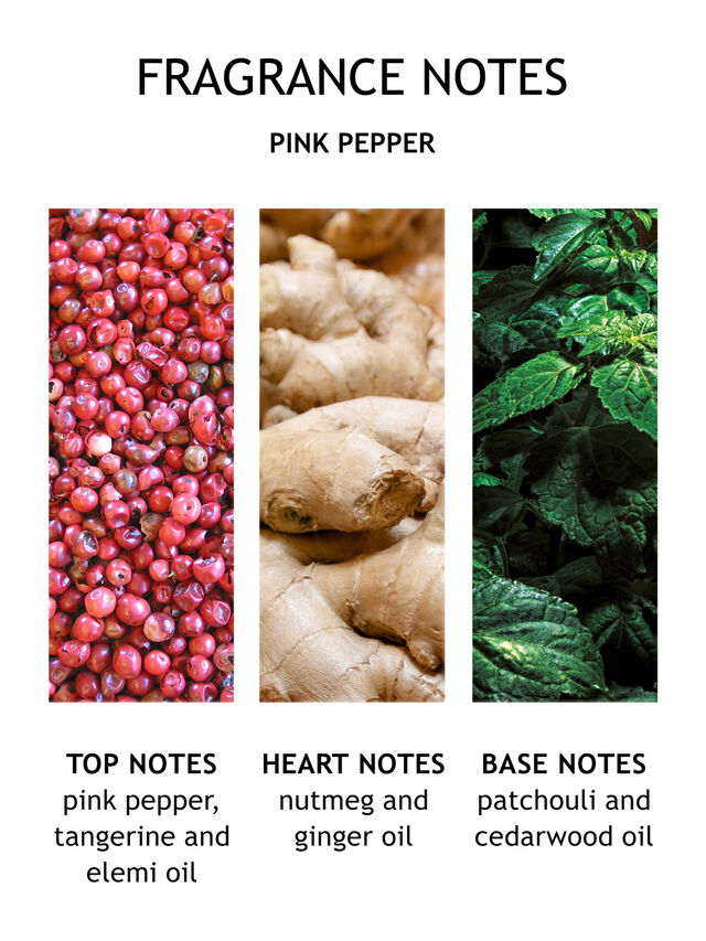 Fiery Pink Pepper Fine Liquid Hand Wash