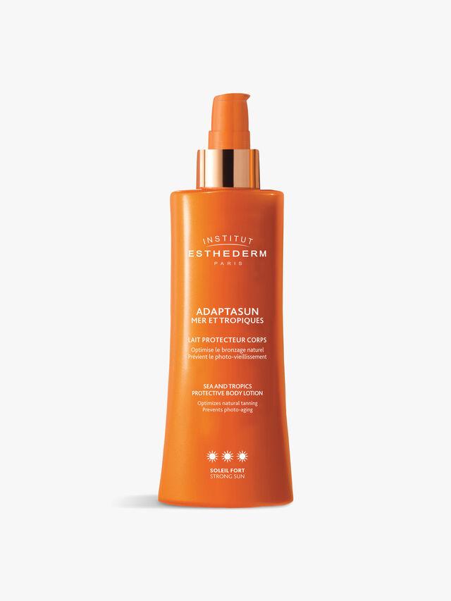 Adaptasun Protective Tanning Suncare Body Lotion - Strong