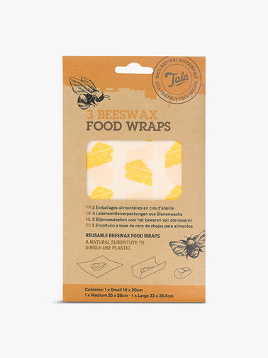 Cheese Food Wraps 3 Piece