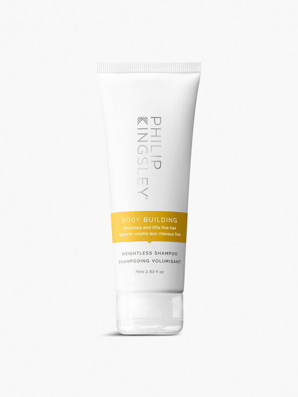 Body Building Weightless Shampoo 75 ml