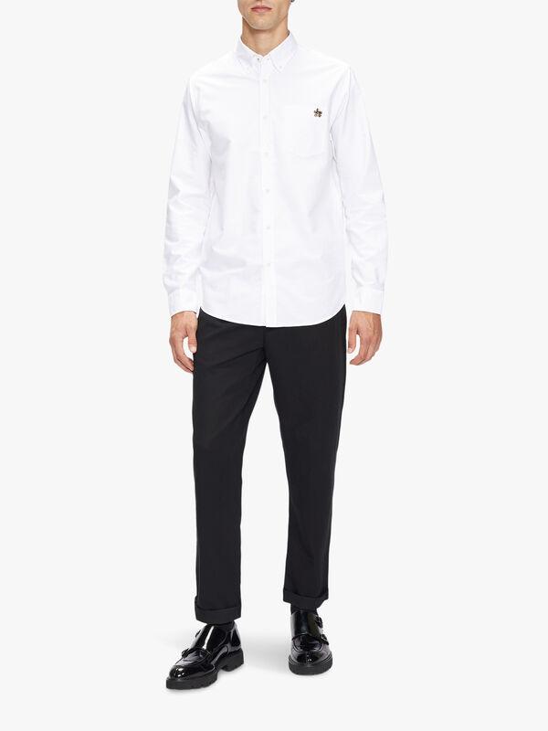 CAPLET Long Sleeve Oxford Shirt