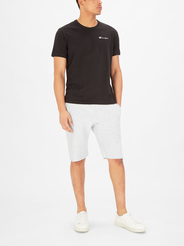 Large Back Print Crew T-Shirt