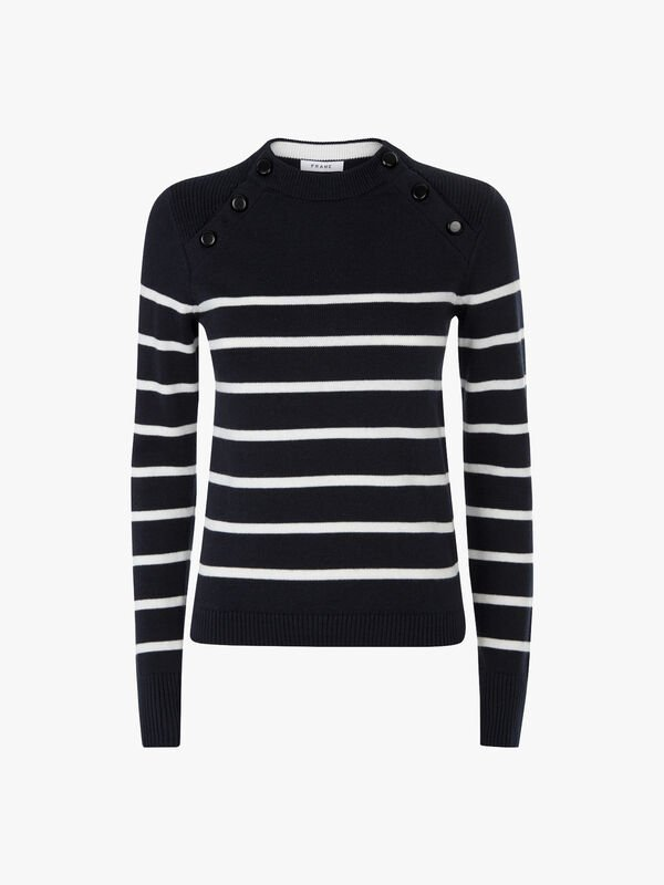 Mariner Stripe Sweater