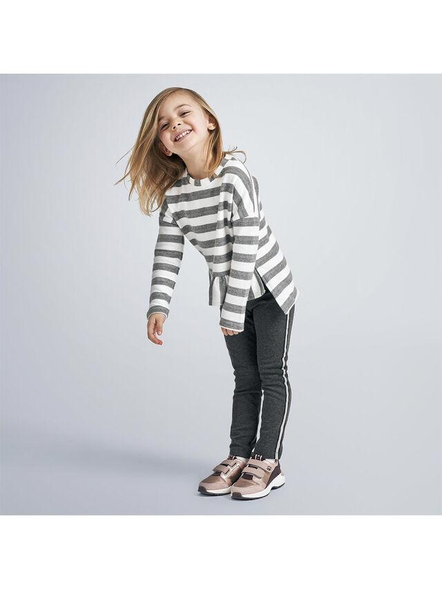 Legging With Stripe