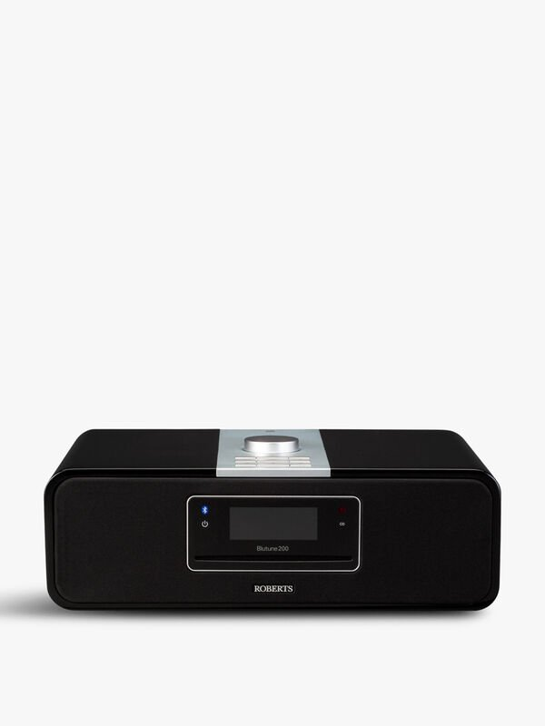 Bluetune 200 Bluetooth CD Sound System Black