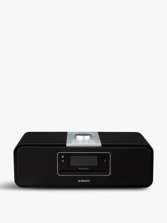 Bluetune 200 Bluetooth CD Sound System Black