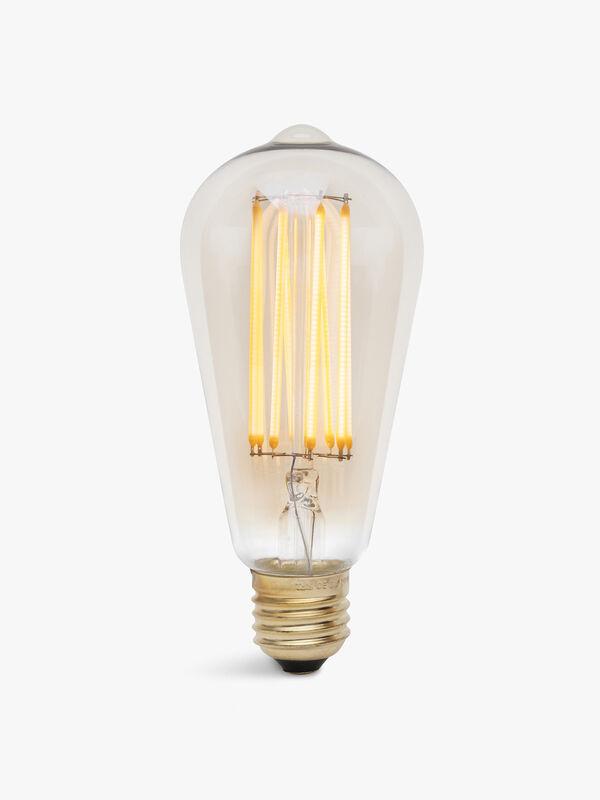Squirrel Cage 3W Light Bulb