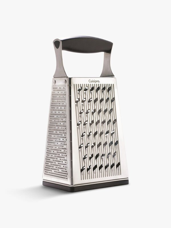 4 Sided Box Grater