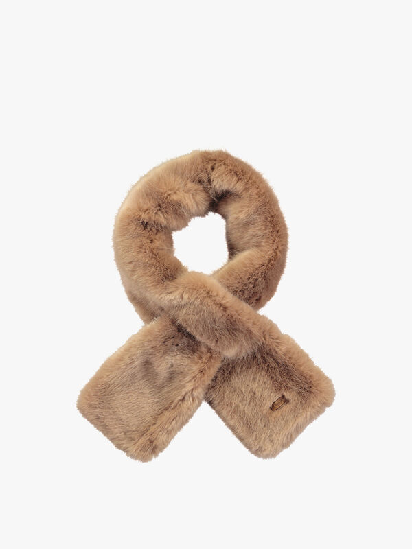 Holly Faux Fur Scarf