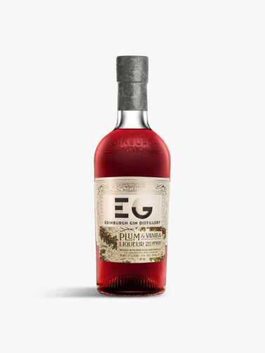 Edinburgh Plum & Vanilla 50cl