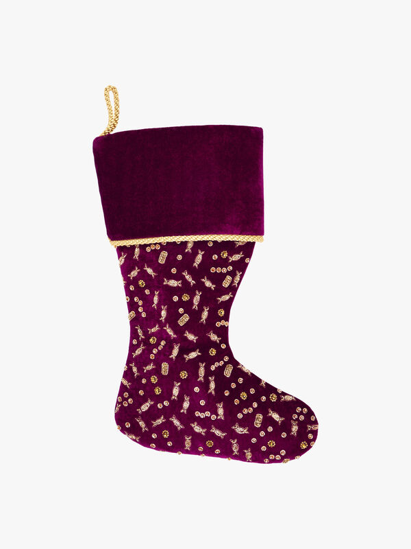 Charlie and the Chocolate Factory Stocking