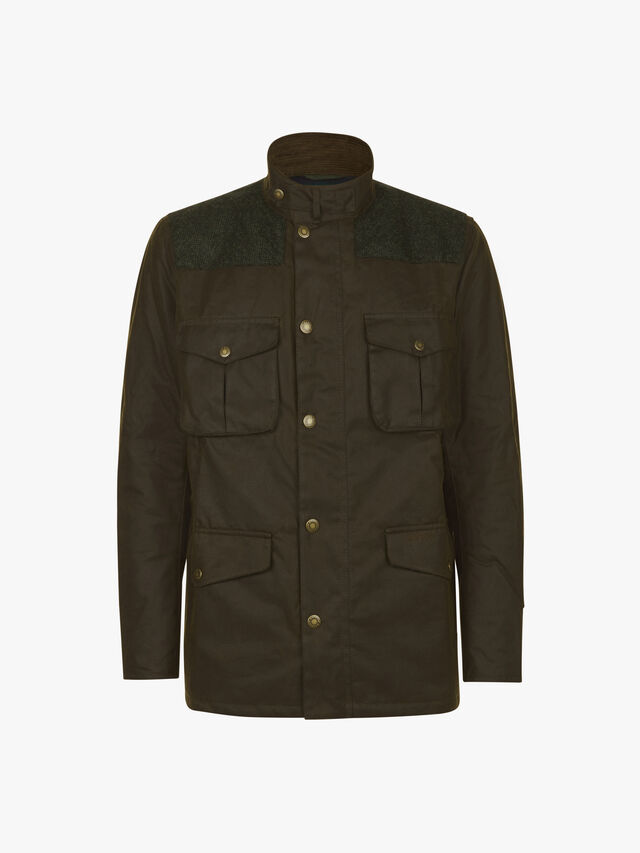 Tresco Wax Jacket