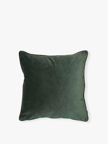 Velvet Piped Cushion