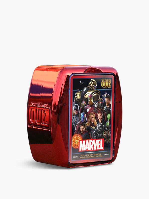 Marvel Cinematic Universe Quiz